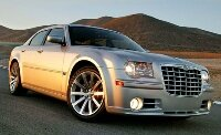 425-сильный Chrysler 300C SRT-8