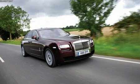 Rolls - Royce Ghost