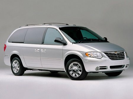 Обзор Chrysler Town & Country 2011
