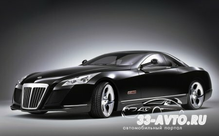 Maybach Exelero (Майбах Экселеро) характеристики