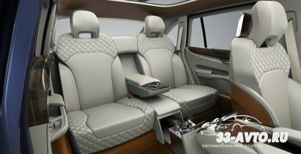 Bentley EXP 9 F - 2012