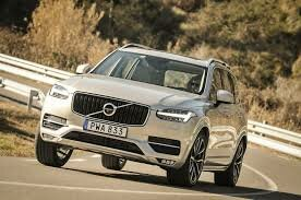Новая версия Volvo XC90 T8 Twin Engine